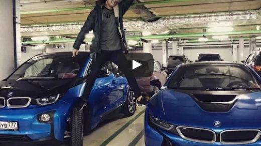 Склад Чайки 53: BMW i3.Тренировка Топора