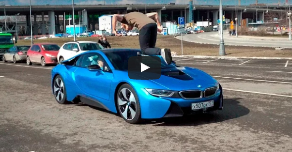 Склад Чайки №59: Олег Крикет. Мотоциклы BMW. Сальто Через BMW i8
