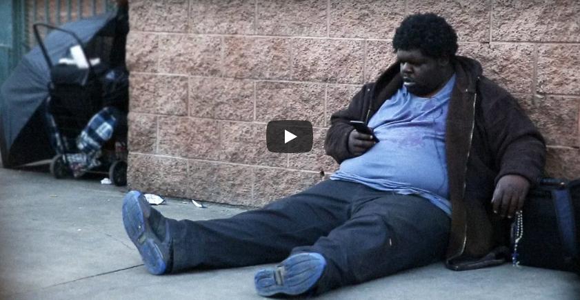 Лос Анджелес - Город Бездомных. Часть Первая